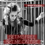 Alessia Set Me Free Cover