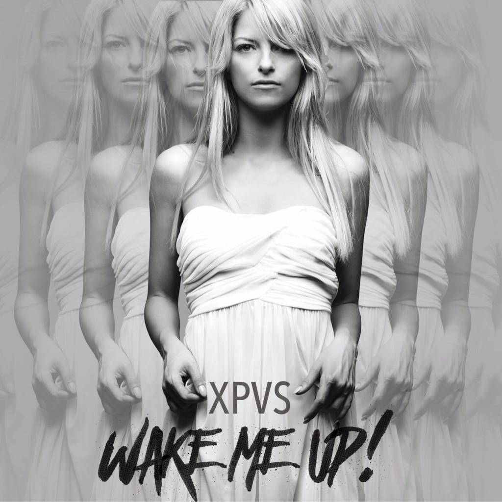 Xenia Prinzessin von Sachsen - Wake Me Up - Single Release Cover CD itunes